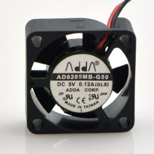 Ventilador 5v 25x25mmx10m 2f Rol/nyl(enc