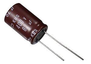 Capacitor Eletrol 82mfx400v Epco 22x30