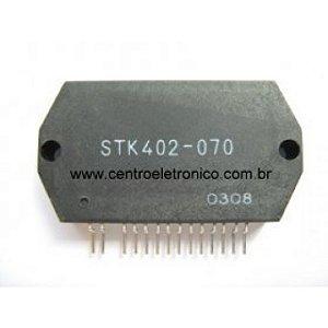 CIRCUITO INTEGRADO STK402-070 IMP MENOR