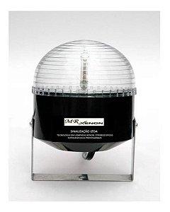 LAMPADA 12V 40W CRISTAL BR STROBO C/SUP