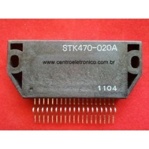 CIRCUITO INTEGRADO STK470-020 SANYO