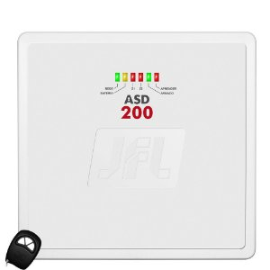 Central Alarme Jfl 2setor Asd200v2 C/1cr