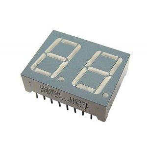 DIODO DISPLAY 7SEG VM DUPLO ANODO A522E