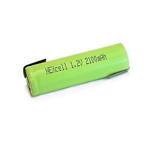 BATERIA 1,2V AAX1 2100MA NIMH15X51 C/TAG