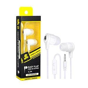 Fone de Ouvido para Celular P2 com Atendedor de Chamadas Fam - FCA-OE12