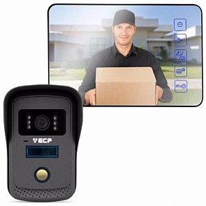 VIDEO PORTEIRO(G)COLOR LCD 4POL ALARD