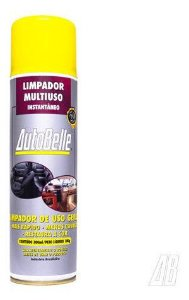 MULTILIMPADOR ESPUMA LIMPEZA 300ML SPRAY