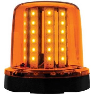 LAMPADA GIROLED 12V/24V AM 54LED IMA C/ACEND
