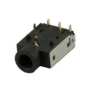 JACK J2ST PCI 90GR 3,5MM 6T PT(UN)