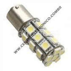 Lampada 12v 13led 5050 2polo P/re Br(par)