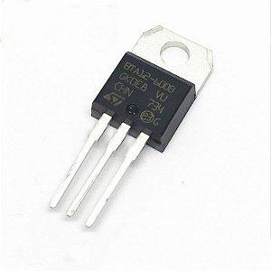 Transistor BTA12-600B Triac 12A|600V Metálico