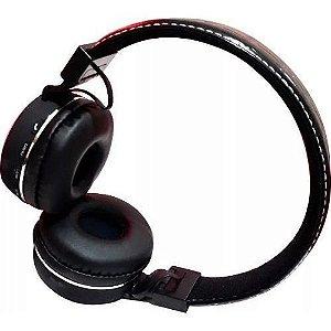 FONE STEREO C/CARTAO SD/MP3/LCD/FM/OMNI