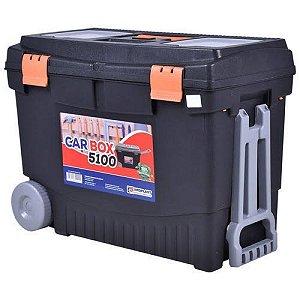 MALETA(G)PLAST CAR BOX CARRINHO 15KG PT