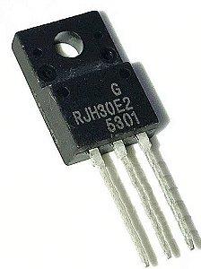 TRANSISTOR RJH30E2 TO220 ISOLADO 3T