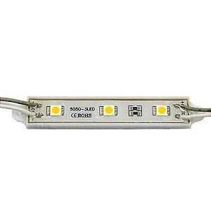 REGUA 3LEDS 12VDC 5730 BR-FRIO UNIDADE