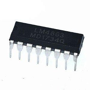 CIRCUITO INTEGRADO LM555-DT(SMD)8P