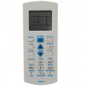CONTROLE AR COND LCD CARRIER R14A(SC-OK)