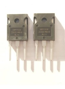 TRANSISTOR IRFP7530 FET TO247 ISOL
