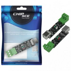 CONVERSOR USB A-M X SERIAL RS485 SC