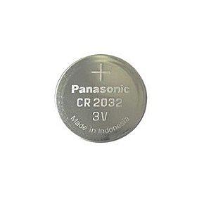 BATERIA 3V LITHIUM CR2032 PANASONIC