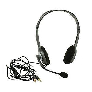 Fone(g)st Headset Tel+mic Logitec P2st 4c Pt