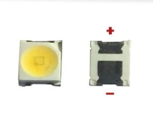 DIODO LED BACKLIGHT 3V 3528(PCT 5PC)KR+B