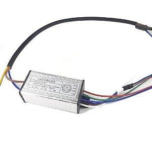 REATOR LED DRIVE 30W REFLETOR RGB BIV