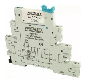 RELE 12VDC 6A 1CT 5T+INTERFACE MTX/FINDE