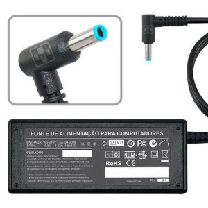FONTE 19,5V 3,33A AGULHA HP AZ 4.8X1.7MM