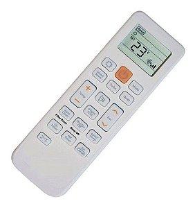 CONTROLE AR COND LCD SAMSUNG SPLIT H2201