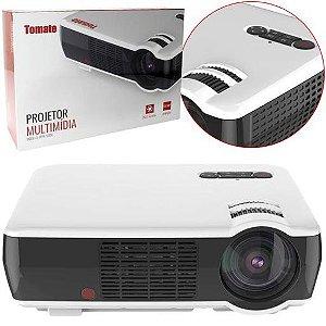 PROJETOR(G)TOMATE 100P 2600LM(LED)C/HDMI