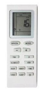 CONTROLE AR COND LCD KOMECO/YORK/RHEEM