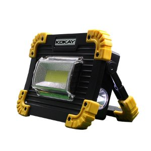 Lanterna 1led Emerg 5w Recarr +usb 300lumens