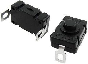 CHAVE TACT 4T 6X6X11MM 180G