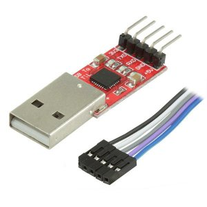 (ARDUINO)CONVERSOR RS232+SERIAL USB A-M