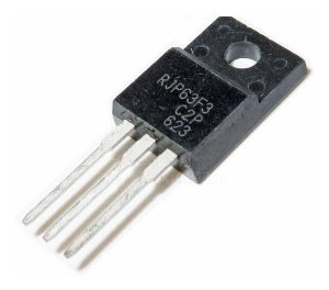 TRANSISTOR RJP63F3A ISOL TO220 3T