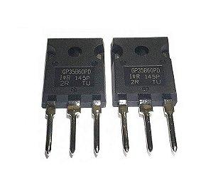 TRANSISTOR IRGP35B60 IGBT 30A TO247(ENC)