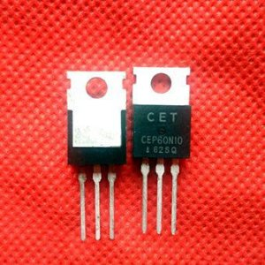 TRANSISTOR MTP60N10 60A/100V FET TO220