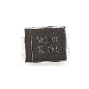 DIODO SK510C SMD(CD)