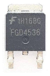 TRANSISTOR FGD4536 SMD