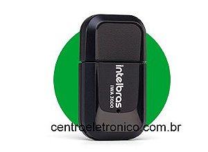 ADAPTADOR USB WIRELESS 300MBPS NANO IWA3000 INTELBRA