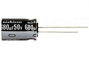 CAPACITOR ELETROLITICO 680MFX50V 12X20MM EPCO