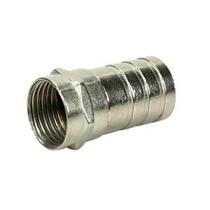 Conector F Macho Rg6 Climpar S/anel