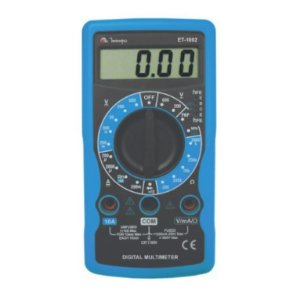 Multim(g)dig Minipa Et1002 Azul 10amper