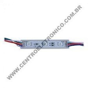 REGUA 3LEDS 12VDC 5050 BR-F BARRA/UNID(YY