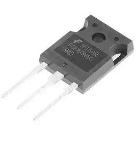 Transistor Mtp60n60sfd(yy) Igbt Met To247 Gde