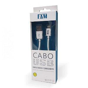 CABO(G)USB 2X1 1,2MT IPHONE5/V8 BR DUPLO