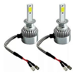 LAMPADA 12V/24V LED H3 BR-FRIO 48W/4800L