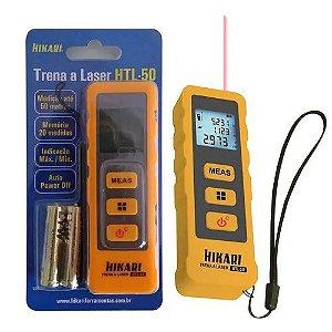TRENA DIGITAL LASER 0-50MT HTL50 HIKARI