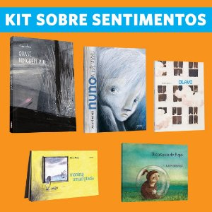 Kit sobre sentimentos
